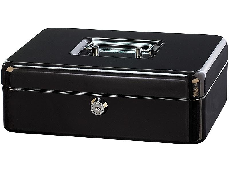 xcase sicherheits stahl geldkassette mit euro. Black Bedroom Furniture Sets. Home Design Ideas