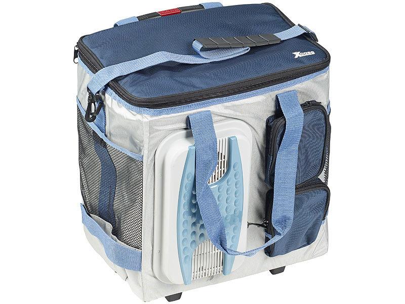 Xcase Mini Kühlschrank : Xcase thermoelektrische kühltasche mit trolley funktion 40 liter
