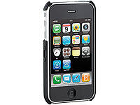 Xcase Soft-Touch-Cover mit Standfuß für iPhone 3G/3Gs