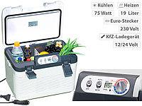 Xcase Mini Kühlschrank : Xcase thermoelektrische kühl wärmebox led anzeige 12 24 & 230 v