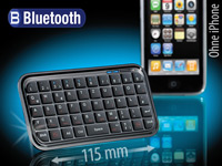 ; Kabellose Bluetooth-Tastaturen